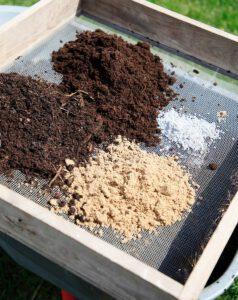 Oma kompostimultaresepti